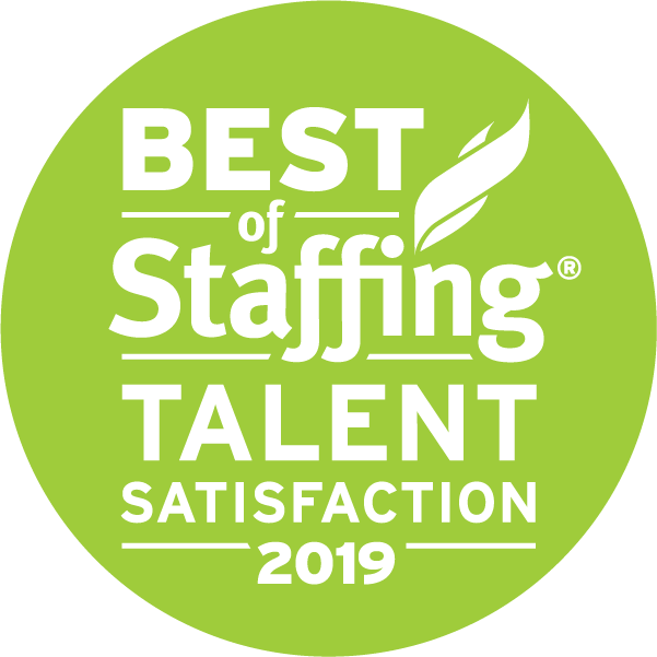 Best of Staffing 2019 Logo