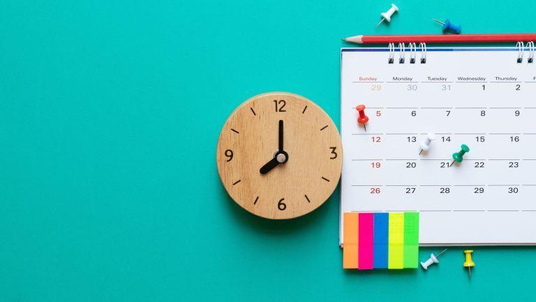 Calendar of Interns Year-Round